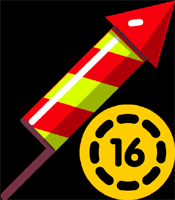 Tűzijáték és pirotechnika 16. évtől