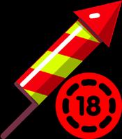 Tűzijáték és pirotechnika 18. évtől
